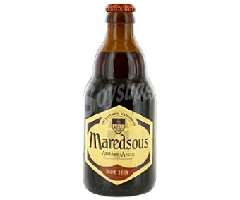 MAREDSUS Cerveza Bruin Botellín 33 cl