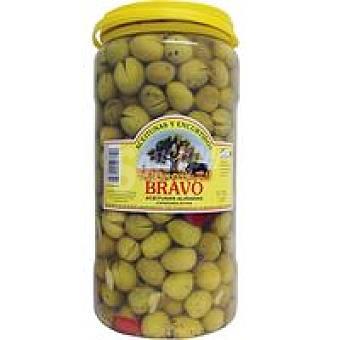 Bravo Aceitunas partidas extra Tarro 2 kg