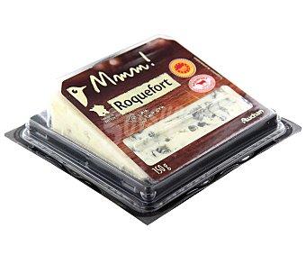 Mmm Auchan Queso roquefort 150 gramos