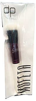 Deliplus Pincel mofeta (para aplicar maquillaje+colorete+polvos) 1 unidad