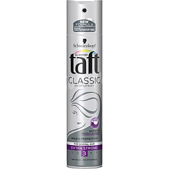 TAFT Laca Classic extra fuerte Spray 250 ml