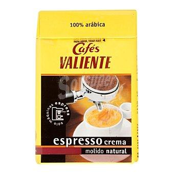 CAFÉS VALIENTE Café expresso Natural 250 g