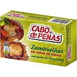 Zamburiñas en salsa de vieira Lata 111 g Cabo de Peñas