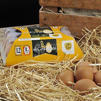 Tierra de Sabor Huevos L de Granja 12 ud