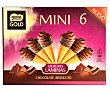 Mini cono de helado de chocolate Caja 360 ml (6 uds) Gold Nestlé