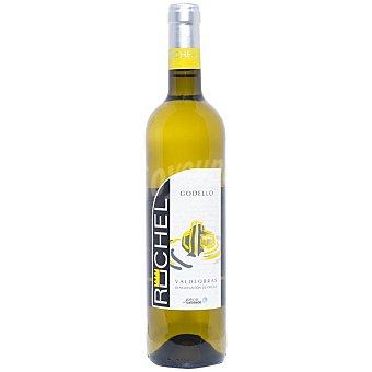 RUCHEL Vino blanco godello D.O. Valdeorras  Botella de 75 cl