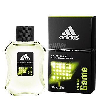 Adidas Colonia pure game Frasco 100 ml