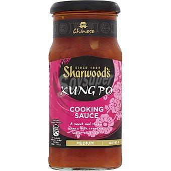 SHARWOOD'S Kung po salsa de chile dulce frasco 425 g