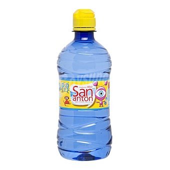 San Anton Agua mineral tapón sport 50 cl