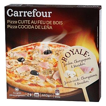 Carrefour Pizza Royal al horno de leña 480 g
