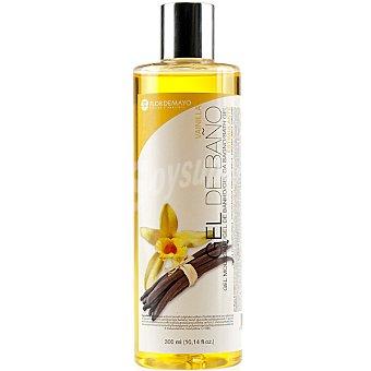 Flor de Mayo gel de baño Vainilla estimulante frasco 300 ml