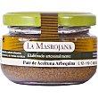 Paté de aceituna arbequina frasco 100 g frasco 100 g La Masrojana