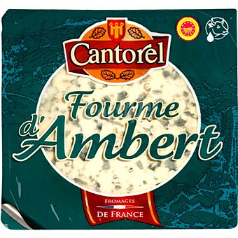 CANTOREL queso Fourme d'Ambert envase 150 g