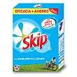 Detergente máquina polvo Active Clean Caja 48 cacitos Skip