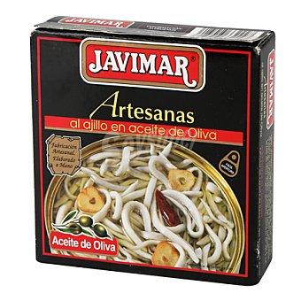 Javimar Artesanas al ajillo en aceite oliva 65 g
