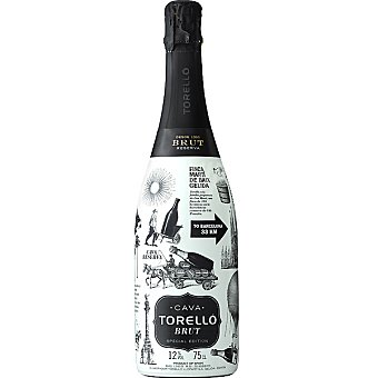 Torello Cava brut reserva Botella 75 cl