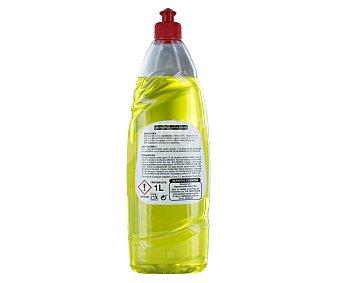 Productos Económicos Alcampo Lavavajillas a mano concentrado, aroma limón 1 l