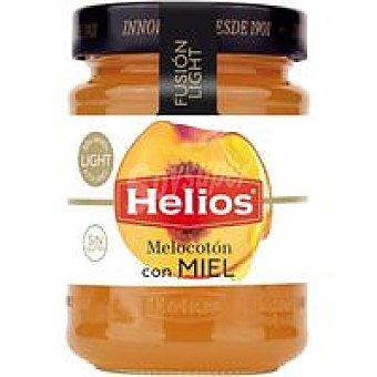 HELIOS Mermelada de melocotón con miel Tarro de 340 g