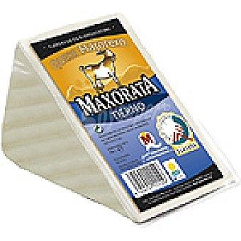 Maxorata Queso de cabra tierno D.O. Majorero cuña 390 g
