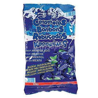 DIA Caramelos sin azúcar menta Bolsa 200 gr