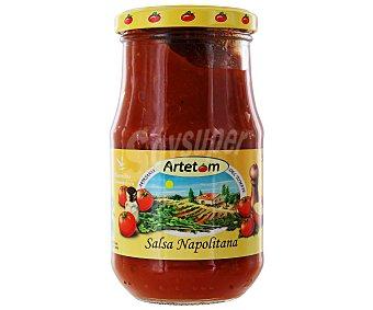 Artetom Salsa Napolitana Tarro de 350 Gramos