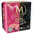 Magnum Mini pink&black Helado 6 ud x 60 ml Frigo Magnum