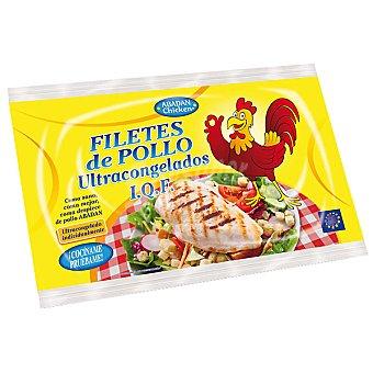 ABADAN Filetes de pechuga de pollo Bolsa 900 g
