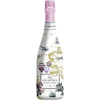 Alma atlantica Vino espumoso mencía rosé botella 75 cl 75 cl
