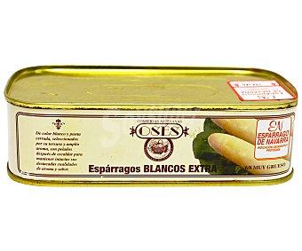 OSÉS Espárragos blancos 6/8 piezas 250 g