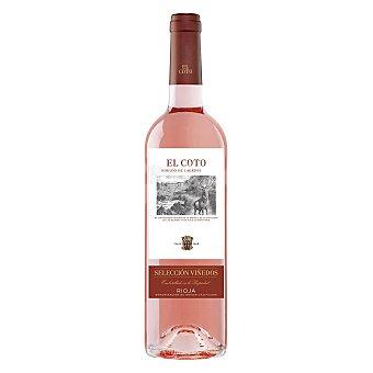 El Coto Vino Rosado Selección D.O.C. Rioja Botella 75 cl