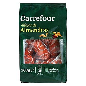 Carrefour Alfajor de almendras 300 g