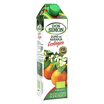 Don Simón Zumo de naranja ecológico 1 l