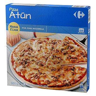 Carrefour Pizza de atún 350 g