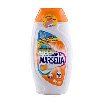 Bosque Verde Detergente lavadora gel concentrado marsella ropa blanca y color Botella 810 cc