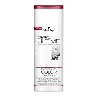 Essence Ultime Schwarzkopf Acondicionador Diamon Color para cabello teñido 250 ml