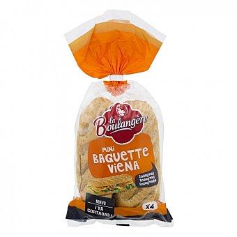 La Boulangere Baguette mini Viena integral 220 G 220 g