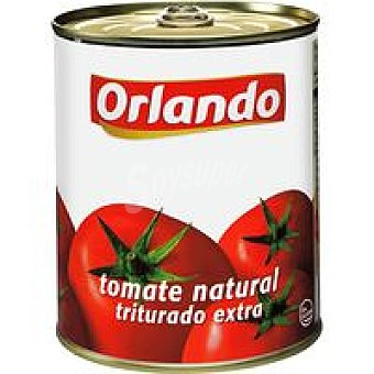 Orlando Tomate triturado Lata 810 g