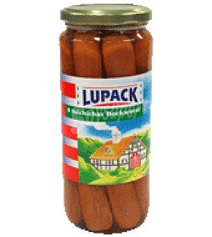 Alupack Salchichas bockwurst 520 g