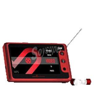 Energy Sistem Pmp 7508 ruby red Unidad