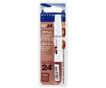 Maybelline New York Barra de labios nº 640 24 horas 1 unidad