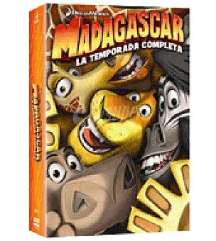 TRILOGIA Madagascar ( ) DVD