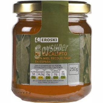 Eroski Miel de eucalipto Tarro 250 g