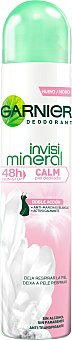 Mineral Garnier Invisible calme doble accion antimanchas Spray 200ml
