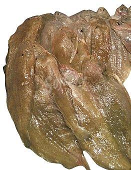 Lenguado rubio fresco entero (preparado:destripado sin piel) Unidad 300 gr