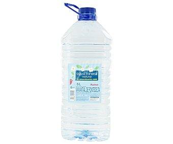 Auchan Agua Mineral Sin Gas 5L
