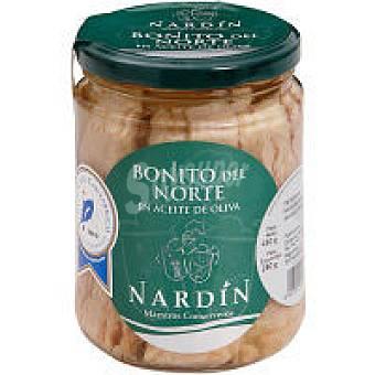 Nardin Bonito en aceite Frasco 260 g