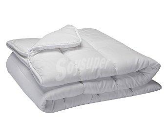 RELLENO NÓRDICO Relleno nórdico de microfibra para cama de 135 centímetros, 300g/m² de densidad nórdico