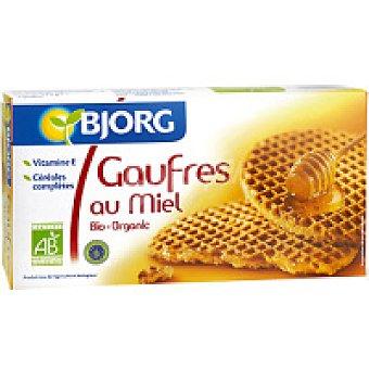 Bjorg Gofres de miel Caja 175 g