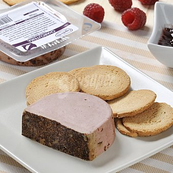 Capdevila Paté de cerdo ibérico Bandeja de 100 g