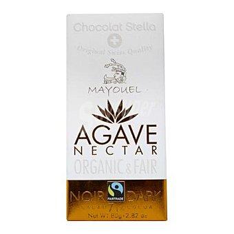 Chocolat Chocolate negro 85% ecológico Ethiquable stella 80 g